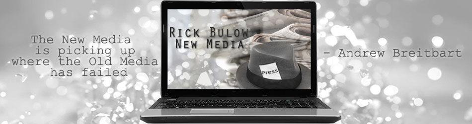 Rick Bulow, New Media